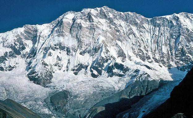 אנאפורנה (צילום: ויקיפדיה יוצר: Wolfgang Beyer)