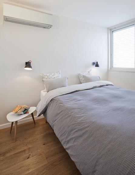 בית טופה ביפו, חדר שינה גובה (צילום: הגר דופלט)