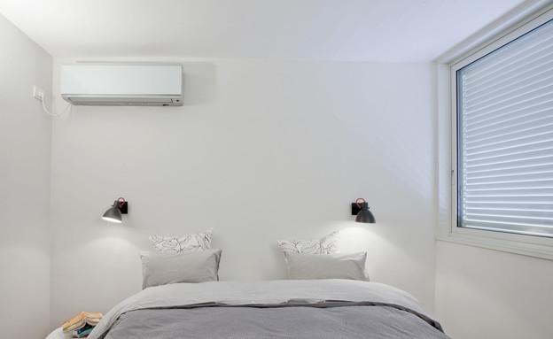 בית טופה ביפו, חדר שינה (צילום: הגר דופלט)