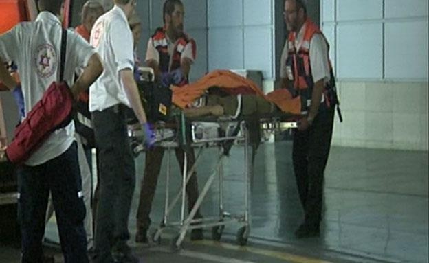 פיגוע ירי, חברון (צילום: חדשות 2)