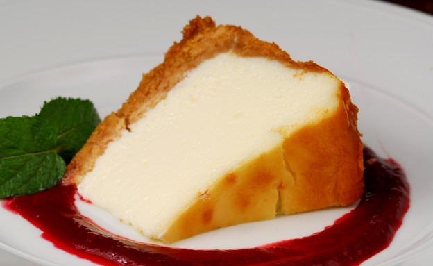 עוגת גבינה אפויה (צילום:  יחסי ציבור )