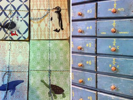 חנויות ניו יורק, carpet&home  ארונית (צילום: נעם רוזנבלט אלדן)