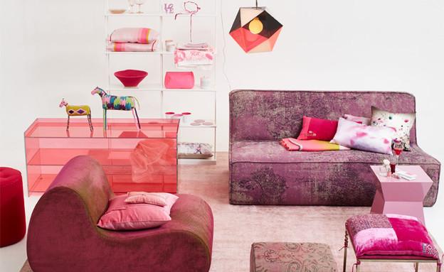 חנויות ניו יורק, carpet&home  חלל גובה צילום abchome.com  (צילום: נעם רוזנבלט אלדן)