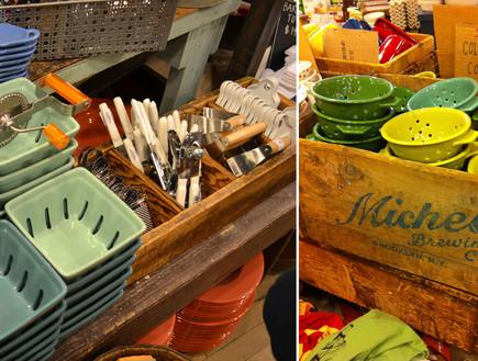 חנויות ניו יורק, Fishs קולאז (צילום: נעם רוזנבלט אלדן)