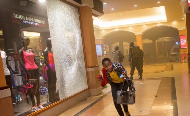 מתקפה-בקניון-בניירובי (צילום: ap)