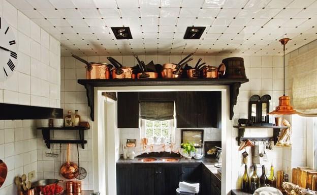 אחסון, מטבח (צילום: designeliteinteriors.blogspot.com)