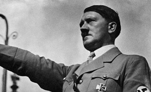 שלטון הטרור של היטלר (צילום: צילום מסך מתוך youtube)