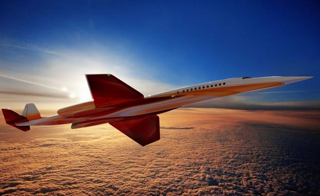 המצאות - מטוס של חברת איריון (צילום: Aeorion)