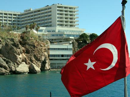 התירים חזרו גם לטורקיה (צילום: לירן סימון)