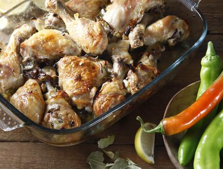 עוף חריף בתנור (צילום: אפיק גבאי, אוכל טוב)