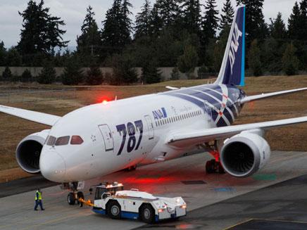 בואינג 787, ארכיון (צילום: רויטרס)