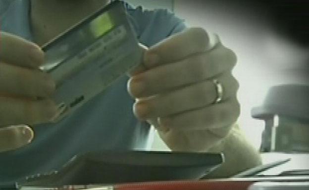 הבנקים מגבילים – משפחות נאלצות ללוות בשוק האפור (צילום: חדשות 2)