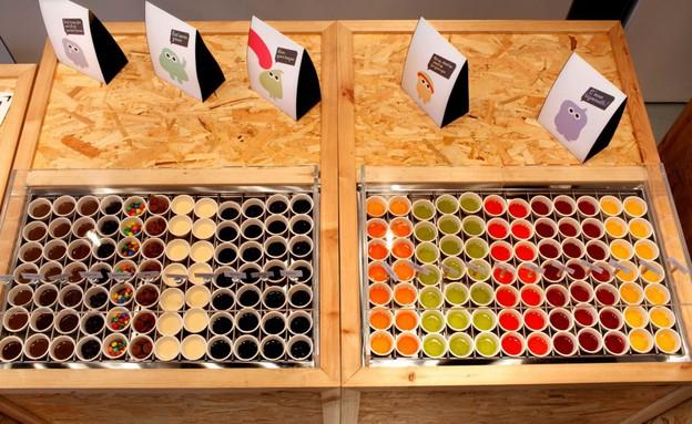 תחרות מסעדות, אייסקרים מנות (צילום: eyescream amd friends @facebook)