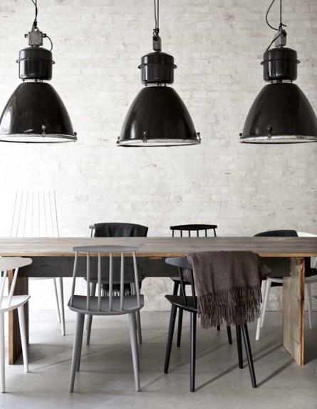 תחרות מסעדות, הוסט שולחן גובה (צילום: Jonas Bjerre-Poulsen/Norm)