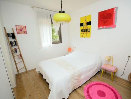 הבית של הילה, חדר שינה