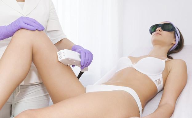 טיפול לייזר- טוטה מבסוטה (צילום: Thinkstock)
