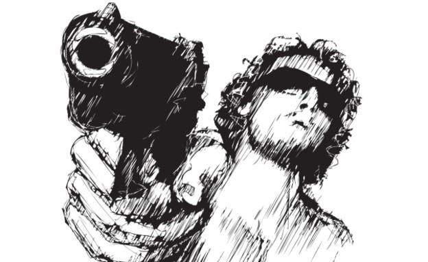 מכוון אקדח (צילום: אימג'בנק / Thinkstock)