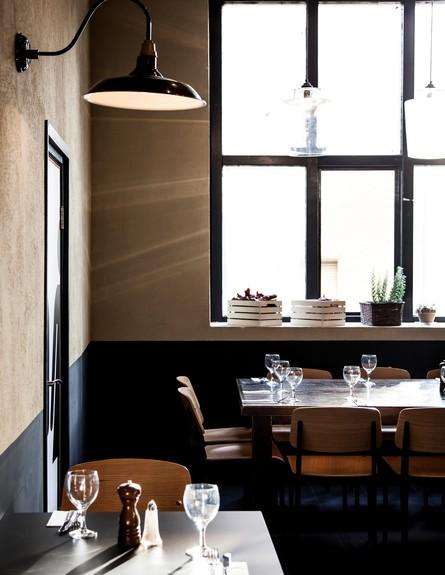 תחרות מסעדות, איטליה הקטנה, שולחן גובה,  (צילום: יואב גורן)