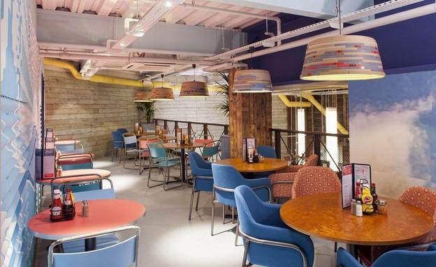 תחרות מסעדות, בורגרס שולחנות, צילום harrison.hn (צילום: harrison.hn)