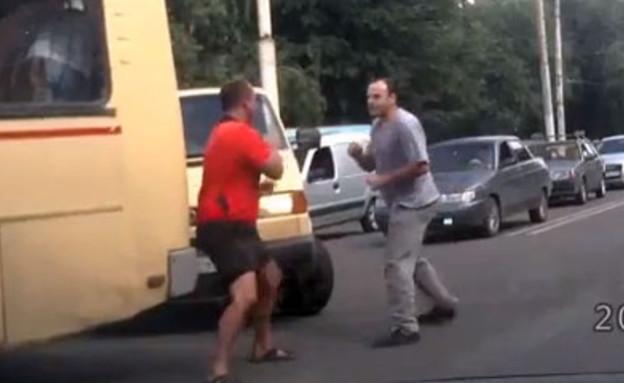 קרבות אגרוף בכביש