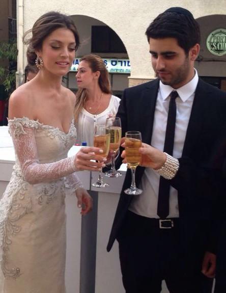 חתונה אלירז דרור