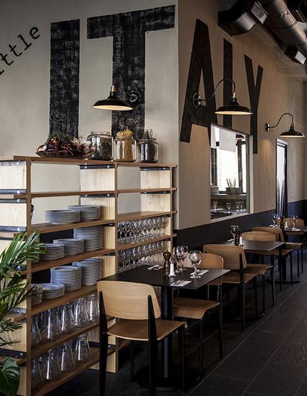 תחרות מסעדות, איטליה הקטנה, כסאות גובה, opastd.com (צילום: opastd.com)