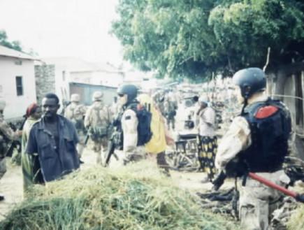 כוחות דלתא מסיירים במוגדישו