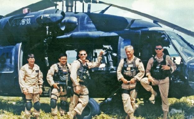 קרב מוגדישו (צילום: משרד ההגנה האמריקני)