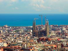 מונטז'ואיק בברצלונה, ספרד (צילום: istockphoto)