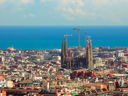 מונטז'ואיק בברצלונה, ספרד