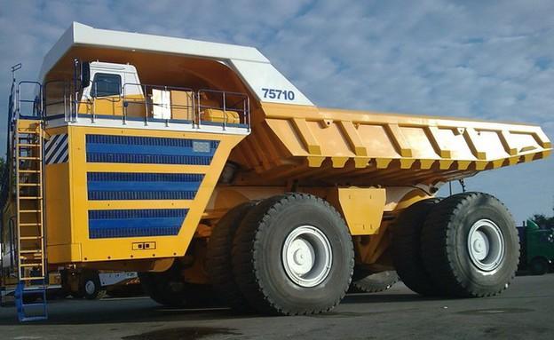 המשאית הגדולה בעולם