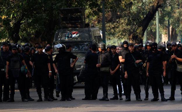 המשטרה ירתה גז מדמיע