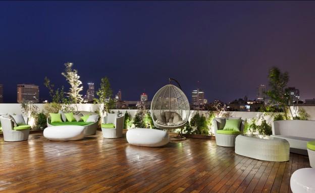 מלון שינקין צילום- אסף פינצו'ק , מלונות בוטיק בתל אביב) (2) (צילום: אסף פינצו'ק)