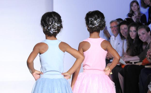 פאף דאדי והבנות (צילום: Splashnews)