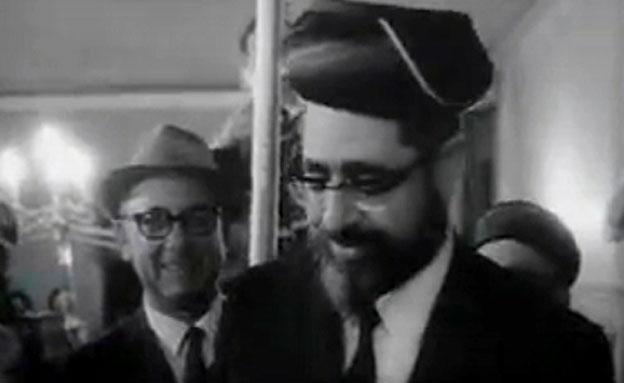הסרטון הנדיק נחשף לראשונה (צילום: ארכיון המדינה)