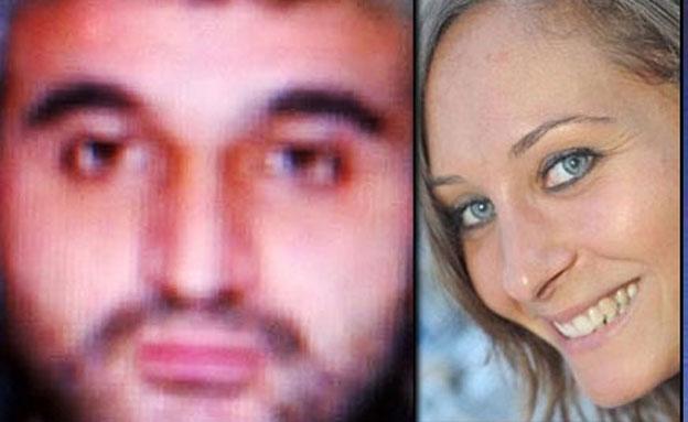 """לי זיתוני ז""""ל, קלוד אייזק חייט החשוד בדריסה (צילום: חדשות 2)"""