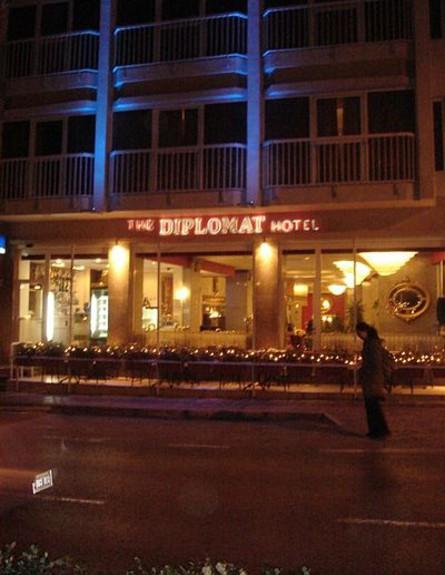 המלון בו חוסל