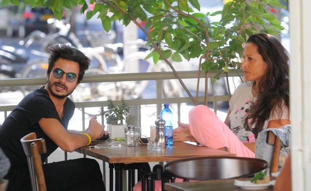 איתי תורג'מן וענת הראל (צילום: ברק פכטר)