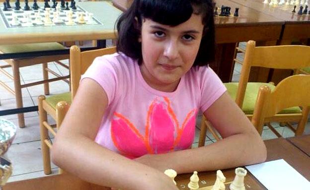 גאווה ישראלית בשחמט (צילום: חדשות 2)