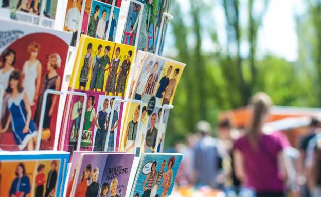 ברלין,  Flea Market Mauerpark. צילום סיון אסקיו  (צילום: סיון אסקיו )
