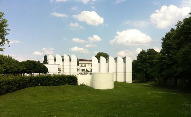 ברלין, ארכיב באוהאוס 1, צילום מירב אייכלר (צילום: מירב אייכלר)