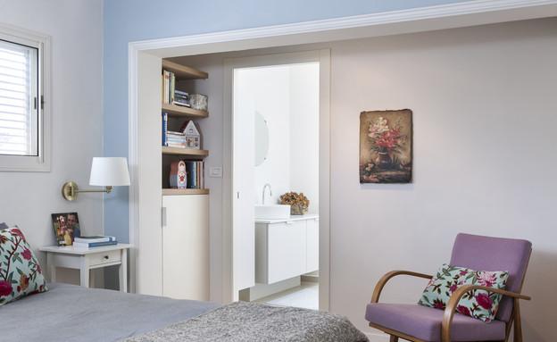 עידית סלנט, חדר שינה (צילום: שירן כרמל)