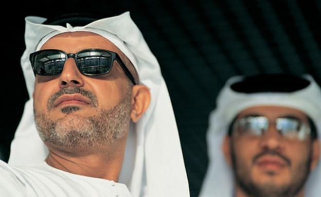 שני גברים ערבים (צילום: אימג'בנק / Thinkstock)