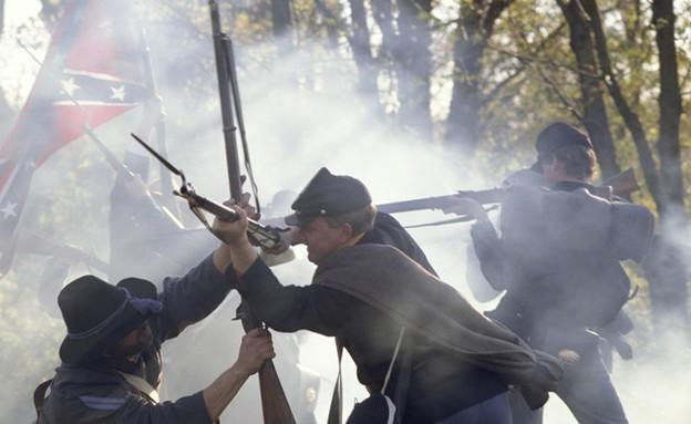 חיילים ממלחמת האזרחים האמריקנית (צילום: Thinkstock)