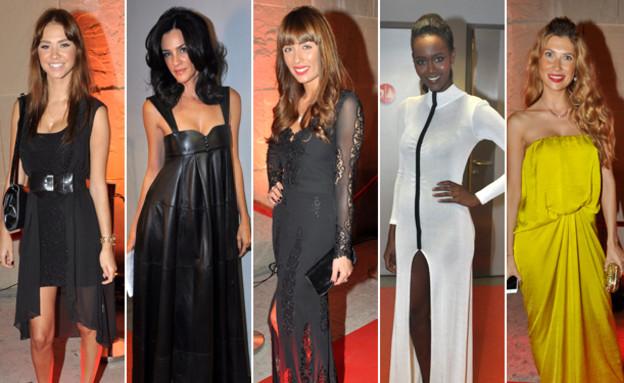 אירוע שבוע האופנה אוקטובר 2013 - קולאז' (צילום: צ'ינו פפראצי)