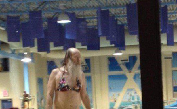 אורח במלון (צילום: מתוך הבלוג hotelnightmares.com)
