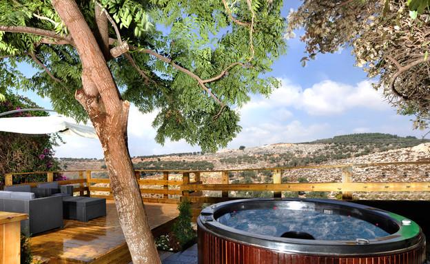 באדיבות אורבן, צימרים עם נוף, אורבן-נופי הגליל המערבי (צילום: באדיבות אורבן)