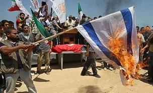 הסתה נגד ישראל בעזה, ארכיון (צילום: רויטרס)