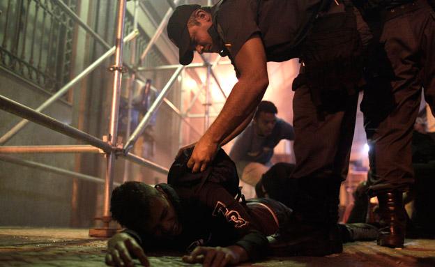 צפו: מהומות אלימות וסוערות בברזיל (צילום: רויטרס)