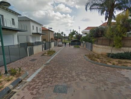 בתי ראשי ערים, יהודה בן חמו (צילום: google maps)